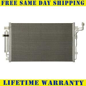 A C Condenser For Nissan Altima Maxima 4cyl V6 Lifetime Warranty Direct Fit