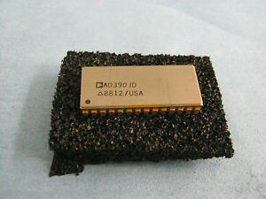 Analog Devices Model Ad350jd Ic Dac