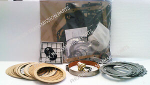 Th350 Turbo 350 Transmission Master Rebuild Kit 69 86 Clutches Steels Chevy