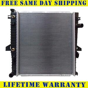 Radiator For 1997 2011 Ford Explorer Ranger Mazda Mercury V6 3 0 4 0