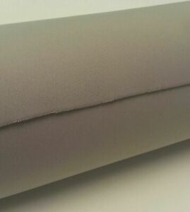 2 Yards Auto Headliner Upholstery Fabric With Foam Backing 72 X 60 Light Gray