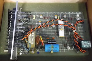 Reliance Electric 0 52806 Tachometer Loss Overspeed Circuit Board