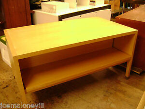 Retail Display Table 3 Section Nesting Style Table