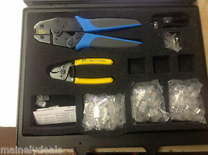 Ideal Twisted Pair Kit 33 650 New