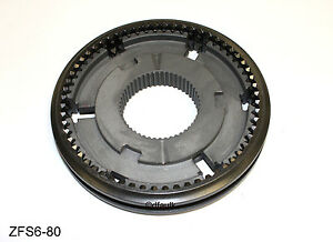 Zf S6 650 6 Speed 1 2 Synchro Sleeve Hub Zfs6 80
