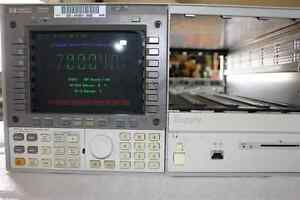 Hp Optical Spectrum Analyzer 70004a Usz