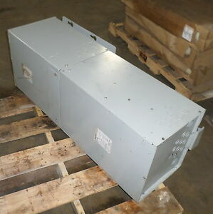 Ge 25kva 480 456 432 To 240 120vac 1 phase Mini unit Substation 9t21s1250