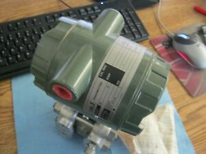 Uni Yokogawa Model Ya43f sas4 Pressure Transmitter Unused Old Stock