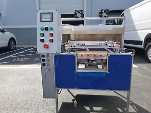 Sibe Automation Vacuum Forming Machine 12 x18 Thermoforming Automatic
