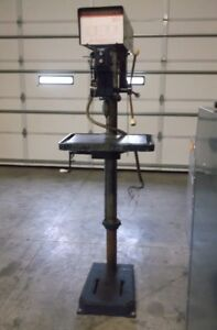 Powermatic 15 Floor Model Drill Press Model 1150a S n 7815s178