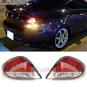 Oem Genuine Parts Rear Light Tail Lamp Lh Rh For Hyundai 2002 06 Tiburon Tuscani