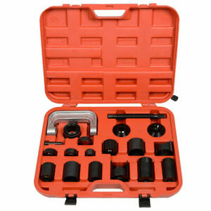 21pcs Ball Joint Auto Repair Tool Service Remover Installing Master Adapter Car