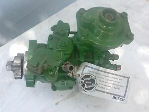 Outboard Injector Pump