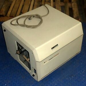Varian Saturn 4d Gc ms ms 50 60hz 120v 10a Mass Spectrometer 03 920004 00 pzb
