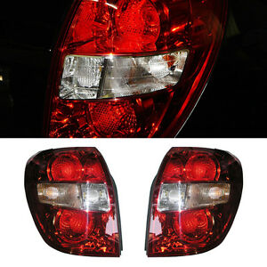 Oem Genuine Rear Tail Lamp l r 1set For Chevrolet 2008 2010 Captiva Winstorm