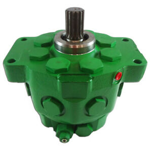 Ar90459 New Hydraulic Pump Assembly John Deere No Core Charge