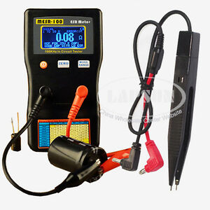 Auto Range In Circuit Esr Capacitor Meter Tester Up To 0 001 To 100r Mesr100 Us