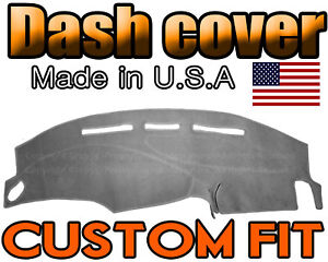 Fits 1997 2003 Ford F150 Dash Cover Mat Dashboard Pad Charcoal Grey