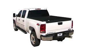 New Hard Fold Trifold Tonneau Cover Tonno Pro 2007 2013 Gmc Sierra 5 8 Bed