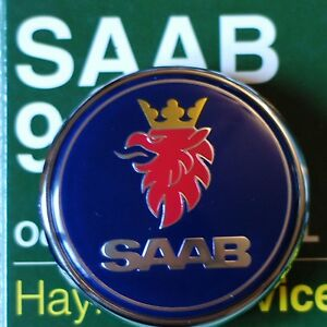Saab 9 3 Sedan 2003 2008 Trunk Badge