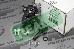 Aem Adjustable Fuel Pressure Regulator Honda Prelude H22a Civic Integra Ls
