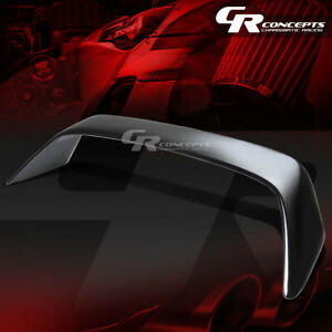 For 94 01 Acura Integra Db dc2 Hatch Type r Style Black Rear Trunk Spoiler wing