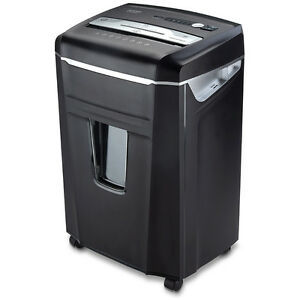 Aurora High Security Jamfree Au1000ma 10 sheet Micro cut Paper Shredder
