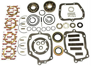 Muncie 4 Speed Transmission Rebuild Kit Max Load Bearings Bk117hdws