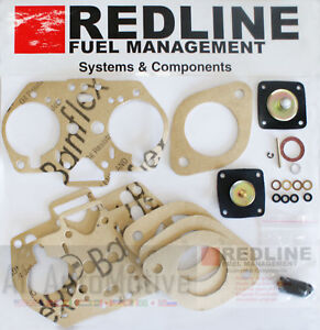 Weber Redline 40idf 44idf 48idf Carb Carburetor Rebuild Repair Tune Up Kit