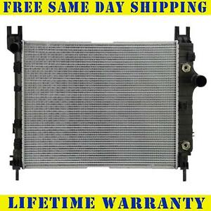 Radiator For 2000 2004 Dodge Dakota V6 3 9l 4 7l V8 5 2l 5 9l Free Fast Shipping