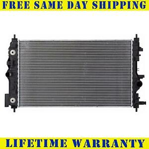 Radiator For 2011 2017 Chevy Cruze 1 4l 1 8l Free Shipping Lifetime Warranty
