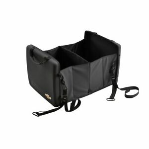 19202575 Black Collapsible Cargo Area Organizer W chevrolet Bowtie Logo