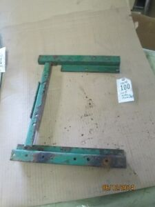 1010 John Deere Seat Frame Bracket Part at14144 Item 100
