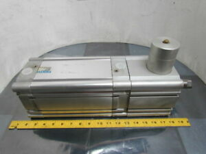 Festo Pneumatic Air Cylinder 125mm Bore 125mm Stroke W rod Clamp