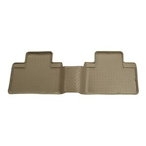 2000 2005 Ford Excursion Husky Tan Classic Style 3rd Seat Floor Liner In Stock