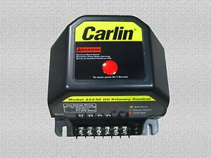 Waste Oil Heater Parts Lanair Burner Ignition Primary Control By Carlin 8980