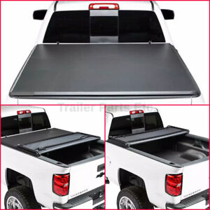 Trifold Pro Tonneau Tonno Truck Bed Cover 2007 2013 Gmc Sierra 6 6 Bed New 78