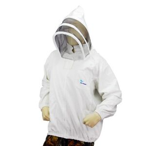 Vented Bee Air Jacket eco keeper Premium Pro Beekeeping Jacket 2x Large