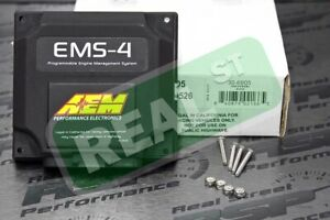 Aem Ems 4 Universal Ecu Ems4 Engine Management 4cyl 30 6905