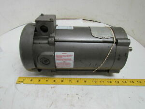 Emerson 34 6220 3674 1 2 Hp Dc Motor 90v 1750 Rpm 56c Frame Tefc 5 8 Shaft