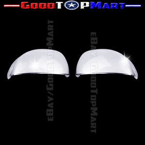 For Honda Civic 2012 2013 Chrome Cap Mirror Covers Pair Mirror W O Turning Light