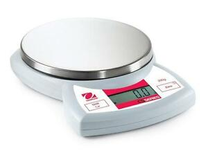 Ohaus CS5000 Compact Scale Balance 5000g Capacity and 1g Readability