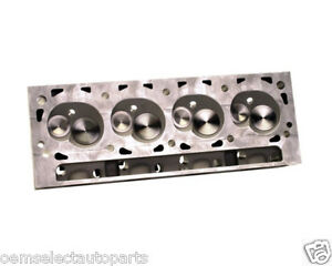 Oem New Ford Racing Super Cobra Jet Cylinder Head With Dual Spring M6049scja