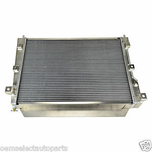 Oem New Ford Racing 2005 14 Mustang Gt Aluminum Radiator M8005mgt 302 V8 Coyote