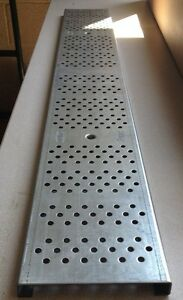 Zurn Z886 Pg Perforated Galvanized Steel Grate p6 pg