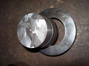 2 7 32 Inch Whitney Punch Die Set Same As Used In Diacro Press