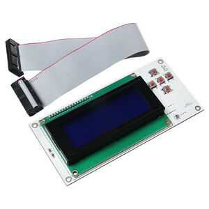 Geeetech Mightyboard Lcd 2004 Controller With Sd Card Slot For Makerbot