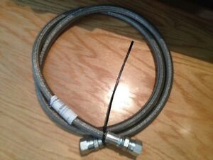 72 Air Compressor Discharge Hose Assembly Tectran Tube 19dsw372 new