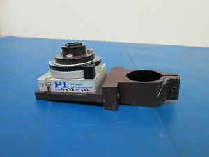 Physik Instruments M 037 Pd Motor Micrometer Transistion Stage