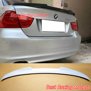 Wd Style Rear Trunk Spoiler Wing urethane Fits 06 13 Lexus Is250 Is350